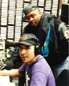 with DJ Polo (courtesy: G)